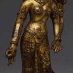 Lakshmi or Tara, Bodhisattva of Compassion