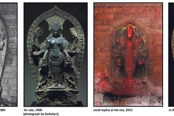 15th century idol stolen from Patan spotted in Dallas Museum