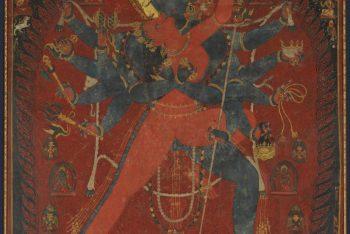 Chakrasamvara and Vajravarahi with Their Retinue