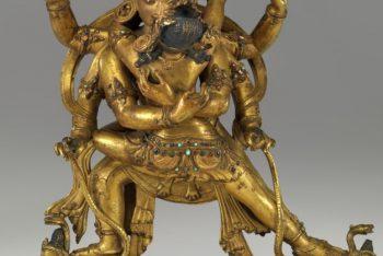 Mahachakra Vajrapani and Consort