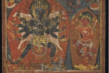 Paramasukha Chakrasamvara and Vajravarahi