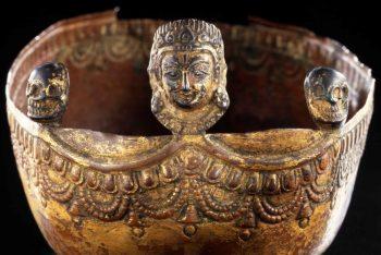 Ritual Skull Cup (Kapala)