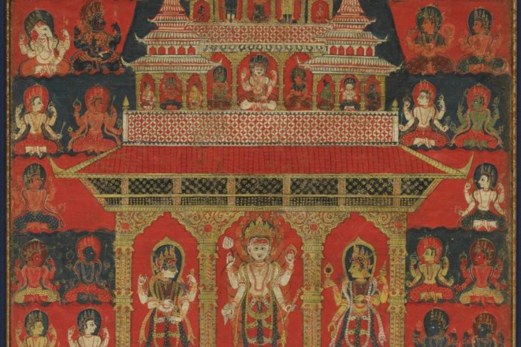 The Shrine of Vishnu