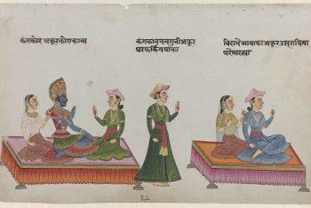 King Kamsa and Akrura