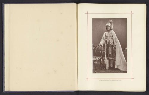Portrait of Jung Bahadur Rana