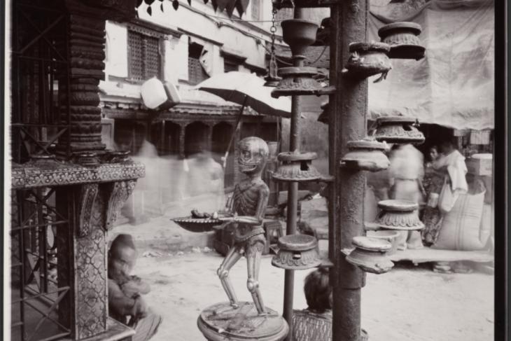 Skeleton Shrine, Nepal