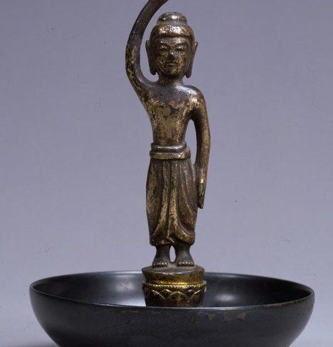 Standing Shakyamuni at Birth