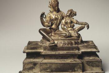 Uma-Maheshvara (Shiva and His Consort Parvati)