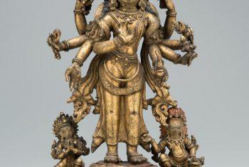 Avalokiteshvara Amoghapasha