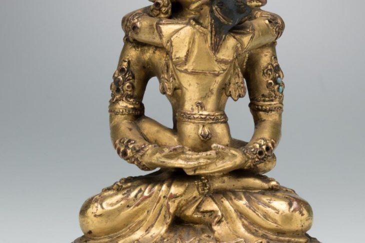 Buddha Amitabha with Prajna