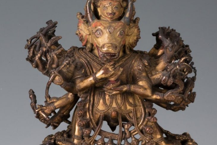 Vajrabhairava Yamantaka Ekavira