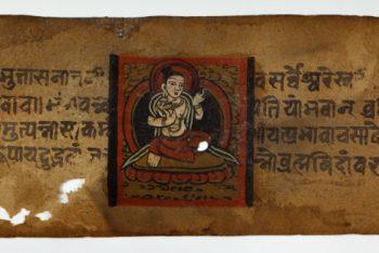 Buddhist Manuscript